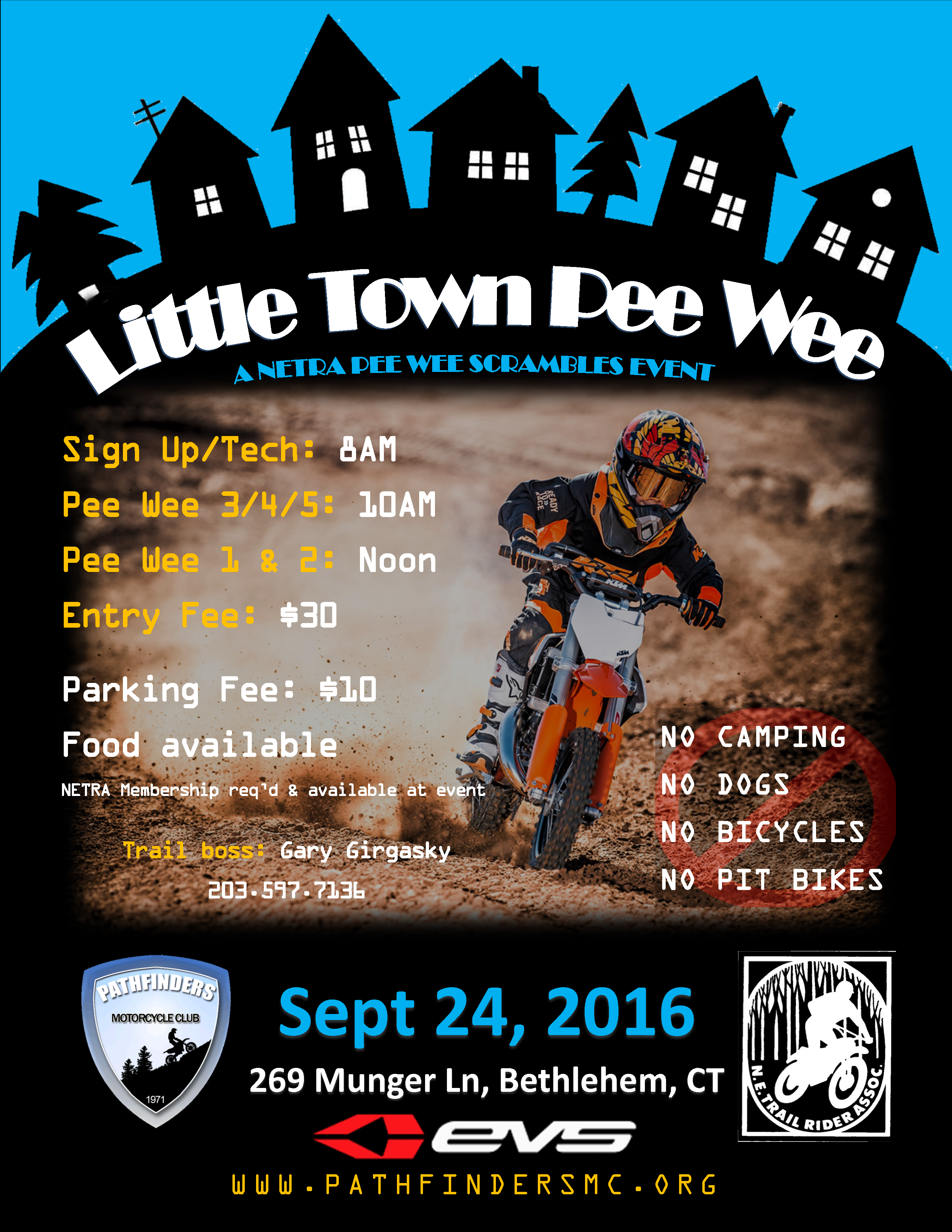 2016 Little Town Pee Wee