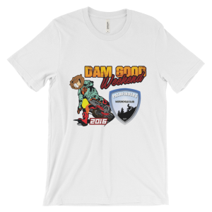 2016 Dam Good Weekend – T-Shirt