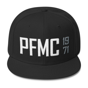 Embroidered PFMC 1971 Snapback