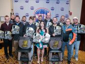 2019 Pathfinder Jacket Winners and Trail Bosses